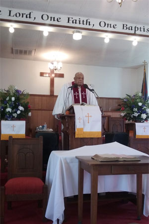 Reverend Kenneth Allen Graham