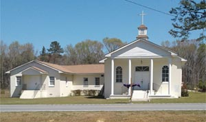 Magnolia Baptist Church